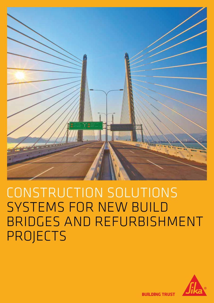 Systems for new build bridges and refurbishment projects